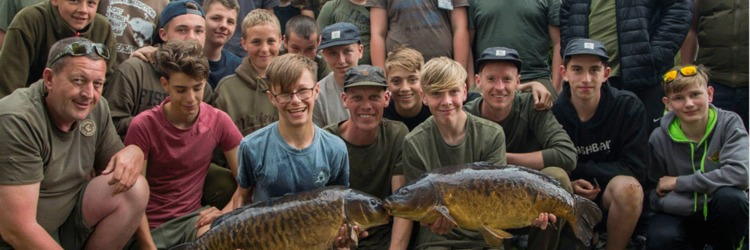 Junior Carp Camp 2017