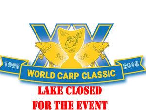 WORLD CARP CHAMPIONSHIP 2018