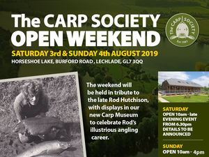 HORSESHOE LAKE OPEN WEEKEND 2019