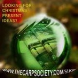 Searching for Christmas presents for that special carp angler check out our shop www.thecarpsociety.com/shop/ for some great gifts and vouchers including our new book 'still for the love of carp' plenty of articles from well known carp anglers all rolled into one book