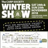 Tickets available here www.thecarpsociety.com/shop #kidsgofree #halfpriceforcsmembers
