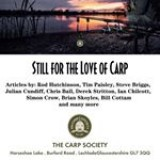 #carpsociety #fortheloveofcarp #stillfortheloveofcarp #carpbook celebrating 36 years of the Carp Society our new book will be available from November 2018