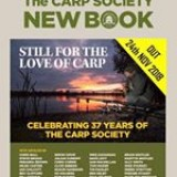 Only a couple of the numbered hardbacks and leathers left for pre order don't miss out!!! www.thecarpsociety.com/shop #stillfortheloveofcarp #carpsociety