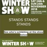 Have you booked your ticket yet? #carpshow #carp www.thecarpsociety.com