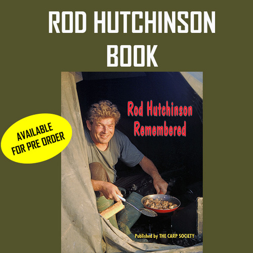 ROD HUTCHINSON REMEMBERED BOOK