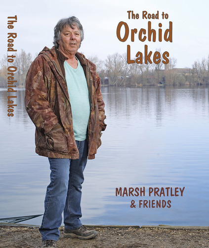 Marsh Pratley's Book - *PRE ORDER*