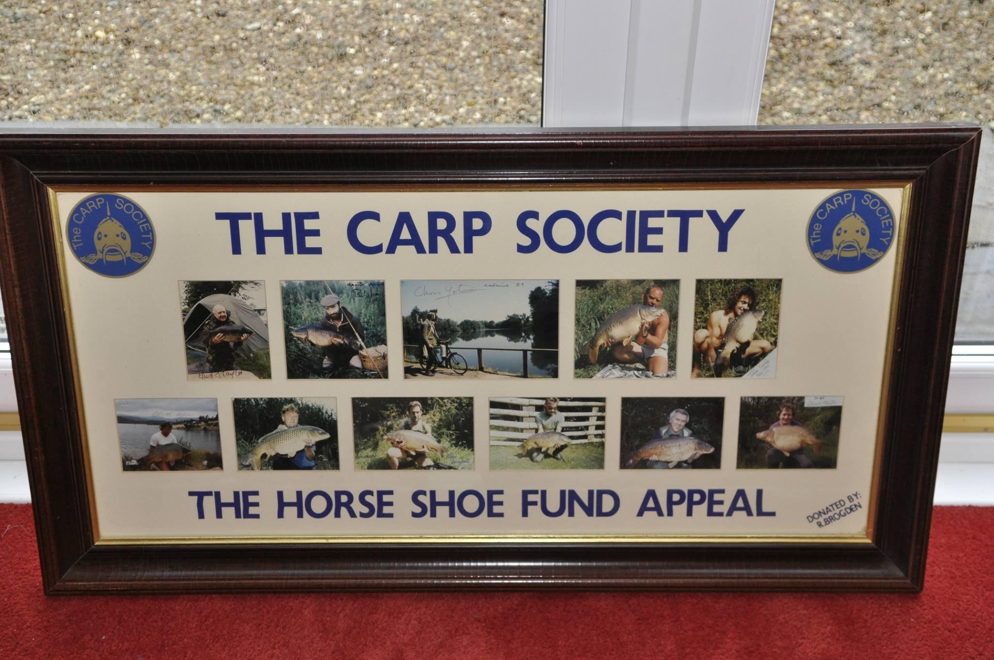Carp Society Open Weekend
