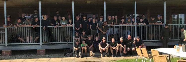 Junior Carp Camp 2018