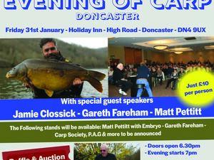 Evening of Carp - Doncaster
