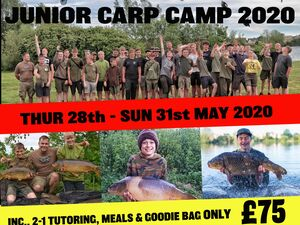 Junior Carp Camp 2020
