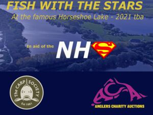 ACA FISH WITH THE STARS NHS EVENT