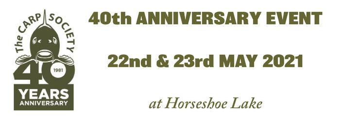 40th Anniversary event 2021