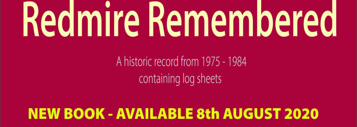 Redmire Remembered - New book
