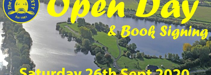 Horseshoe Open Day & Book Signing