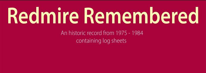 Redmire Remembered Book Delay