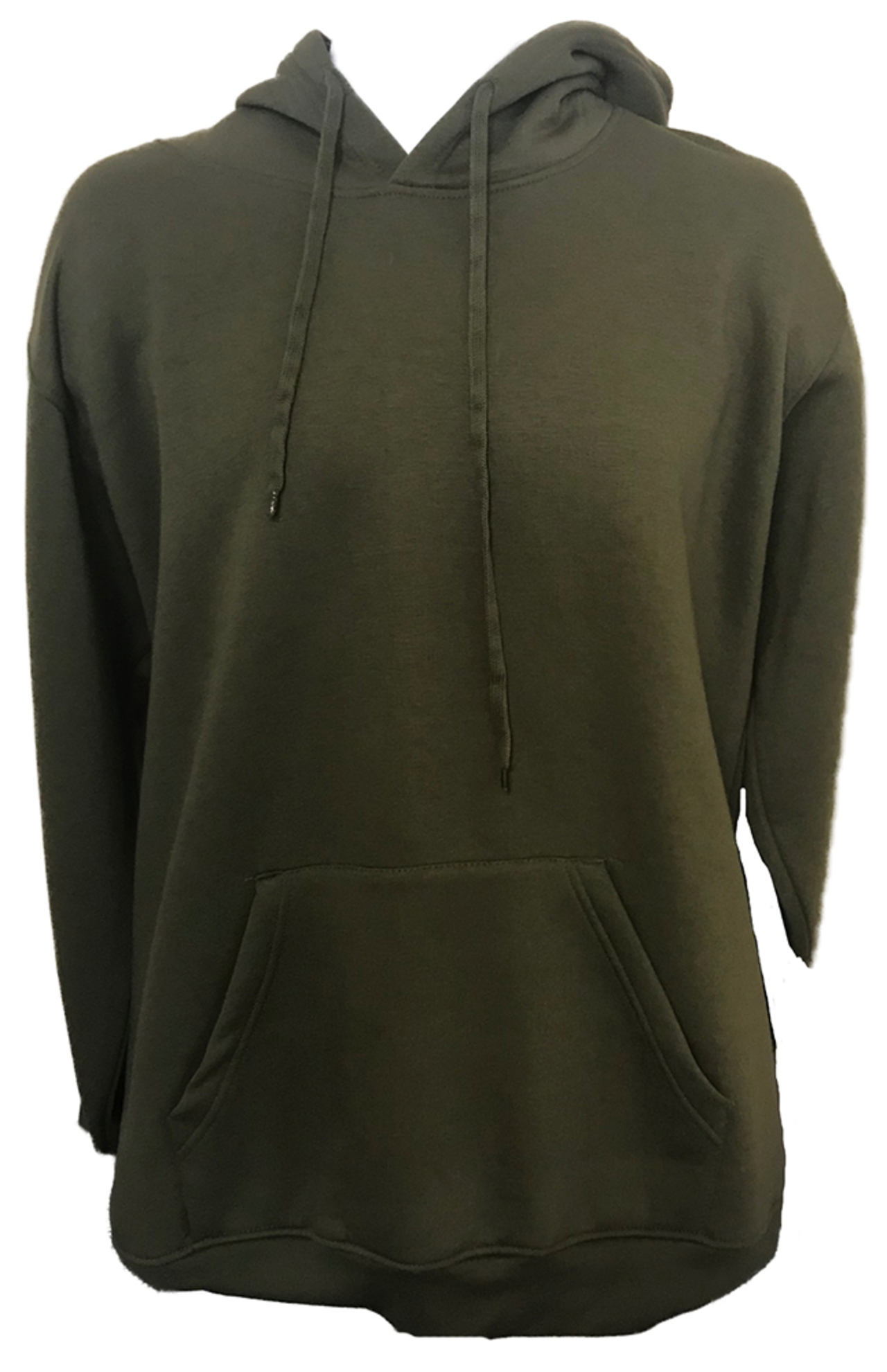 HOODY with printed logo