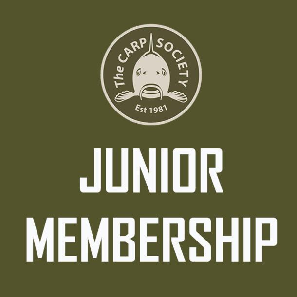 Photo of Carp Society Junior Membership